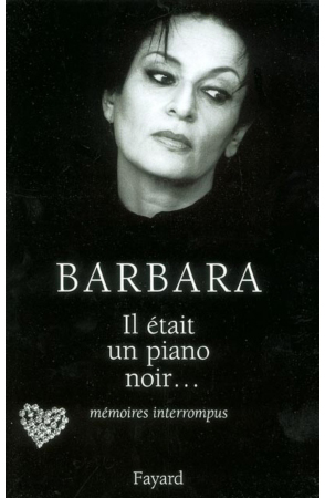01.Il était un piano noir - mémoires interrompus par Barbara ok