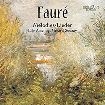 05.Integrale des mélodies de Faure par Elly Ameling