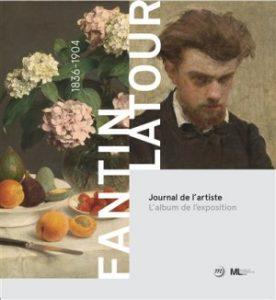 01.Fantin-Latour 1836-1904 - journal de l'artiste