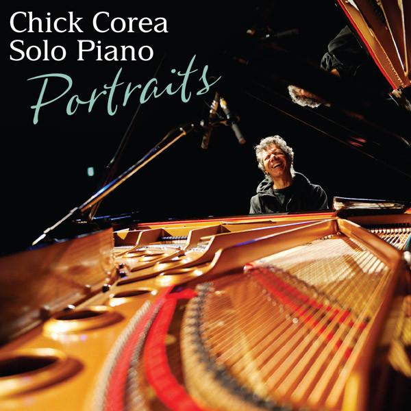 05.Solo piano - portraits de Chick Corea