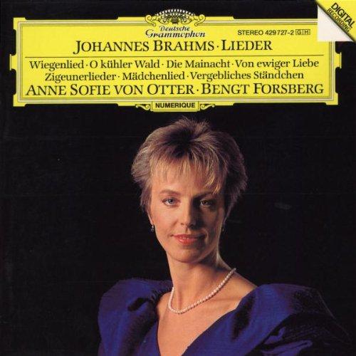 Zigeunerlieder de Brahms-Anne Sofie von Otter